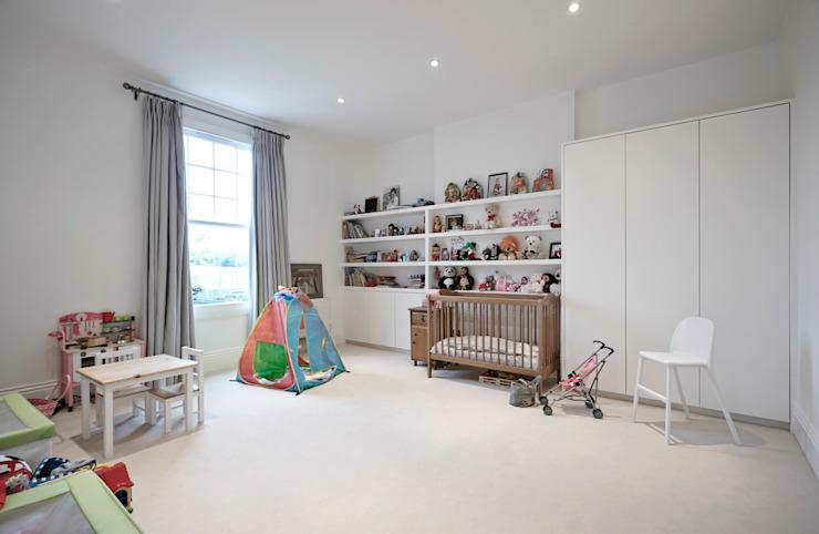 Woodville Gardens Concept Eight Architects Chambre d'enfant moderne