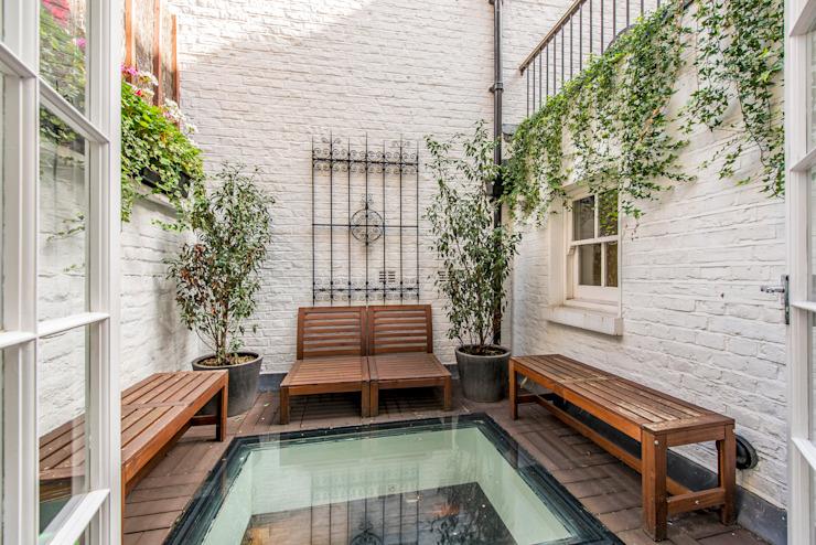 Jardin Prestige Architects By Marco Braghiroli Jardin moderne