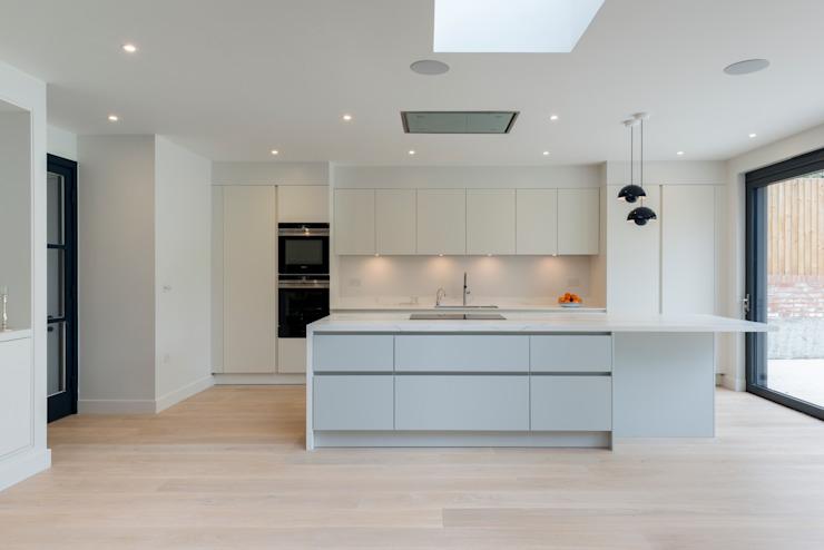 Rénovation d'une maison au nord de Londres DDWH Architects Cuisine moderne