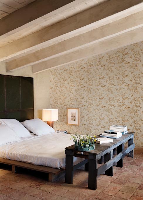 Nouveau papier peint Ceylan ref 4400042 Paper Moon Murs et revêtements de solPapier peint