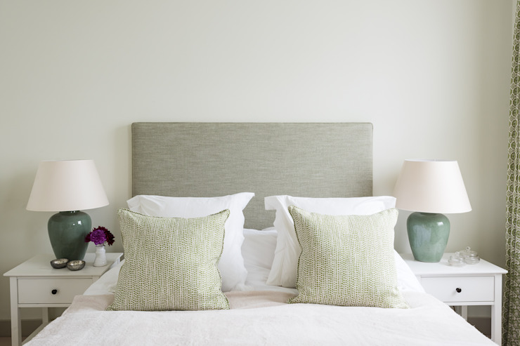 Hillgate Place, Notting Hill Grand Design London Ltd Chambre à coucher minimaliste