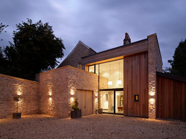 The Fosse Designscape Architects Ltd Maisons modernes