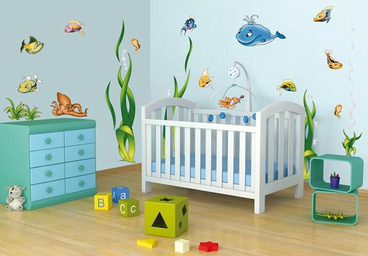 K&L Wall Art Nursery/chambre d'enfantAccessoires et décoration